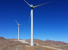 Cemex Apple Valley Wind Turbine
