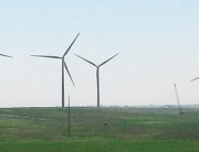 Northwestern Energy Wind Turbine