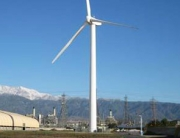 Inland Empire Wind Turbine