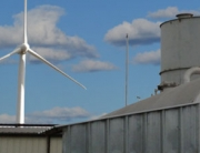 Superior Farms Wind Turbine